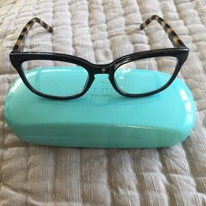 Kate Spade Glasses and Case